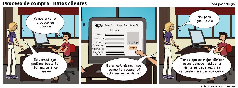 Optimizar formulario creación de cuenta